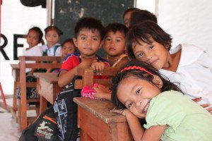 Typhoon Haiyan, Anne Goddard's Visit to the Philippines, February 2014