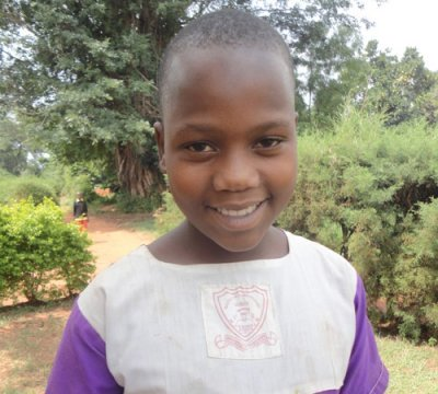 """To make the lives of children better I would construct many schools"" – Fatiah, 12 years old"