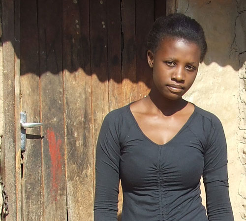 """My dream is to be a nurse. If there were more nurses here, my mother would not have passed away"" – Esther, 16 years old"