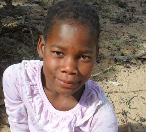 """If I was the president, I would build hospitals and schools"" – Afinencia, 12 years"