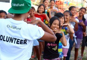 ChildFund continues to send food and non-food aid to Palo and Tolosa towns, which were flattened by typhoon Haiyan. Child-Centered Spaces also assist children at these sites.