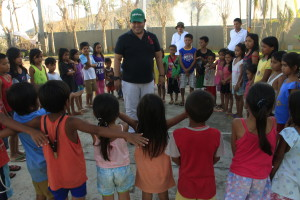 ChildFund CCS in Palo and Tolosa