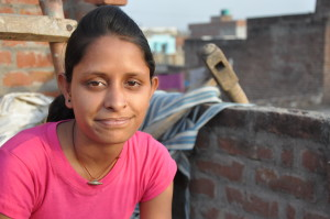 Manisha, 17, has been a sponsored child since 2005