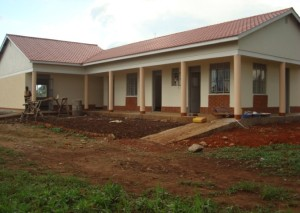 New ECD Centre in Dika