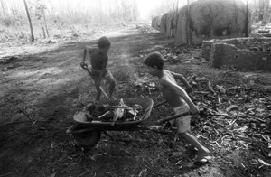 Brazil's goal is to eradicate child labour by 2020