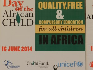 Day of African Child 2014