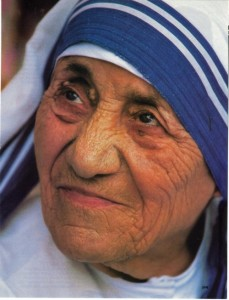 Mother Teresa, 104th birthday