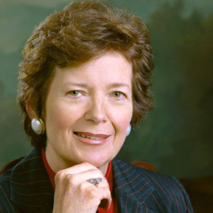 Mary Robinson Speaker at 'Moving Beyond Fear' 2014