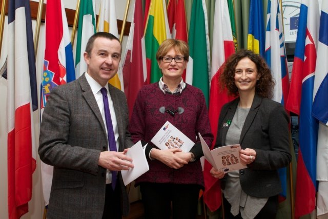 EYD2015 Launch - MEP Statement's