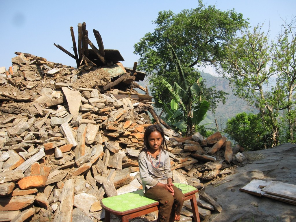 Nirjana - Nepal Earthquake Aftermath