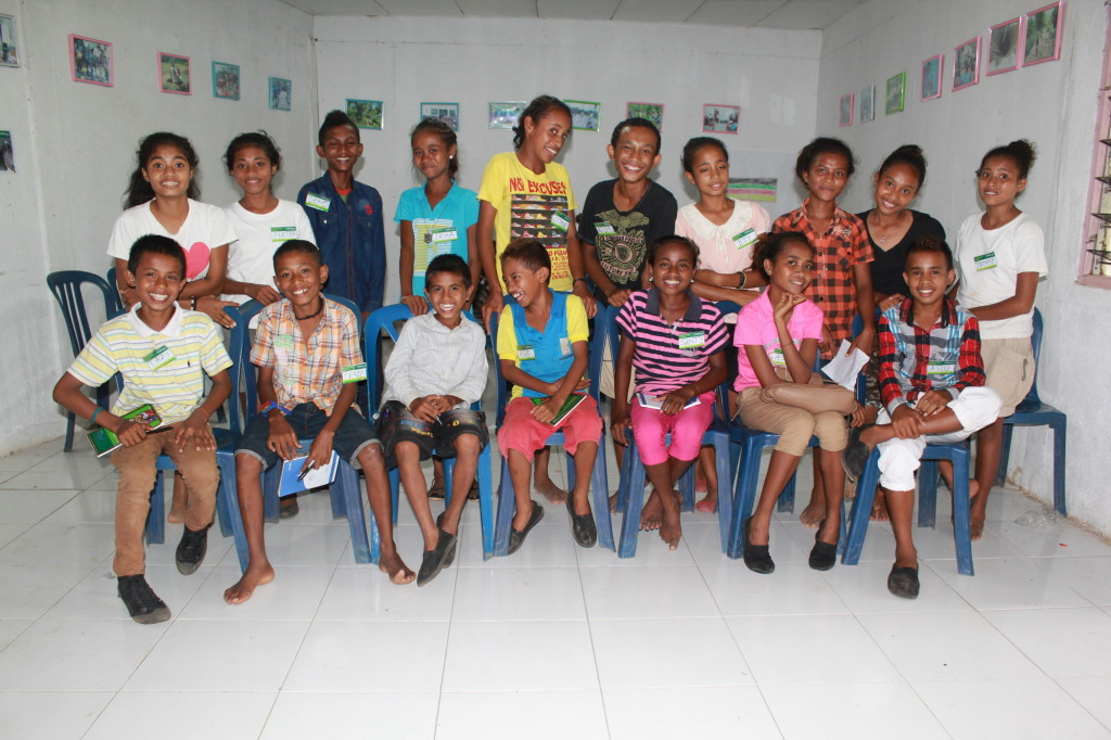 Children Against Violence, and their parents and teachers, are trained in child rights, child protection, negative effects of corporal punishment and positive discipline. The children will become advocates against corporal punishment at the community-level and national-level through use of performing and visual arts and dialogue with power holders.