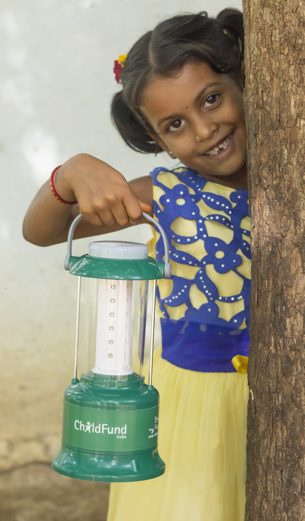 Towards a Better Future - Solar lamps Aid Children's Reading & Help Improve Literacy