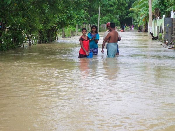 Sri Lanka Floods - Picture Credit 'Floodlist'