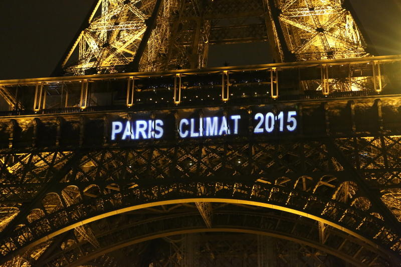 Paris Cop21 Summit - Image Credit: Kalw.org
