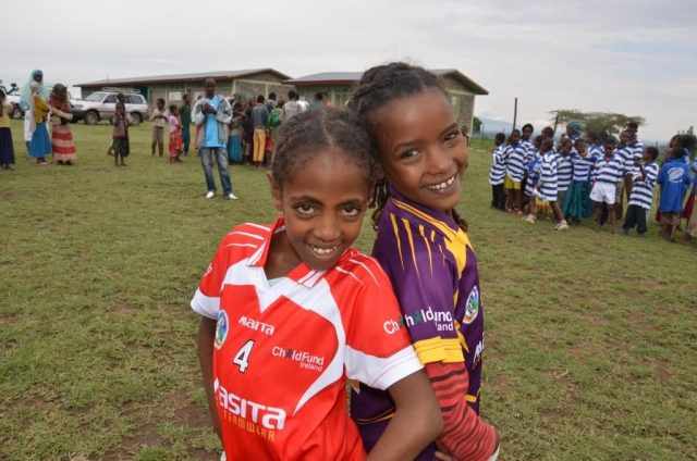 Cork v Wexford in Ethiopia!