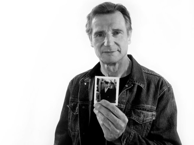 Liam Neeson helps launch new global partnership to end violence against children