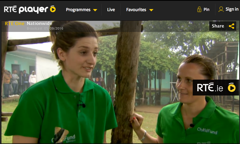 Mags and Aoife had an unforgettable experience in Ethiopia as guests of ChildFund Ireland